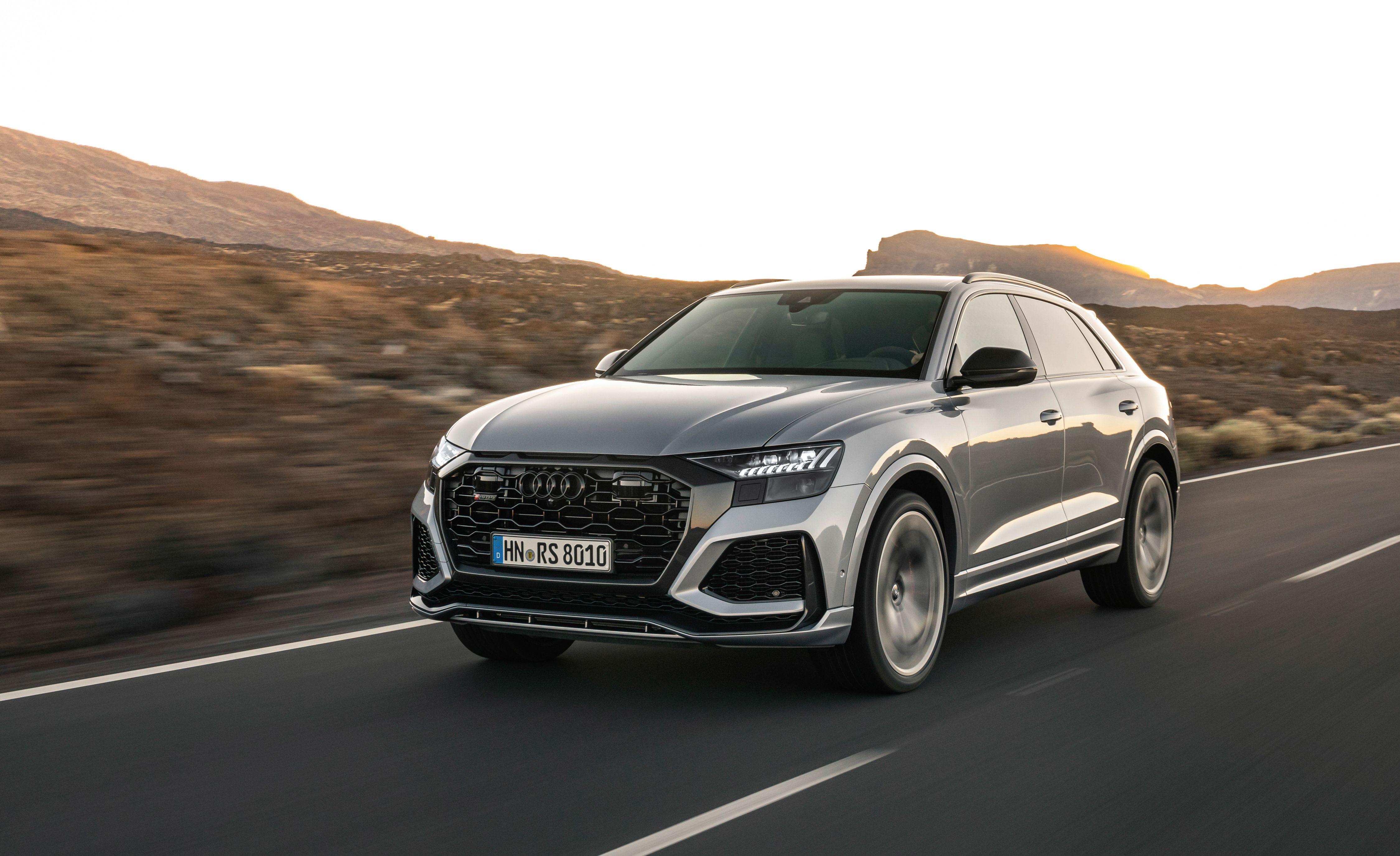 2020 Audi Q8 Ratings