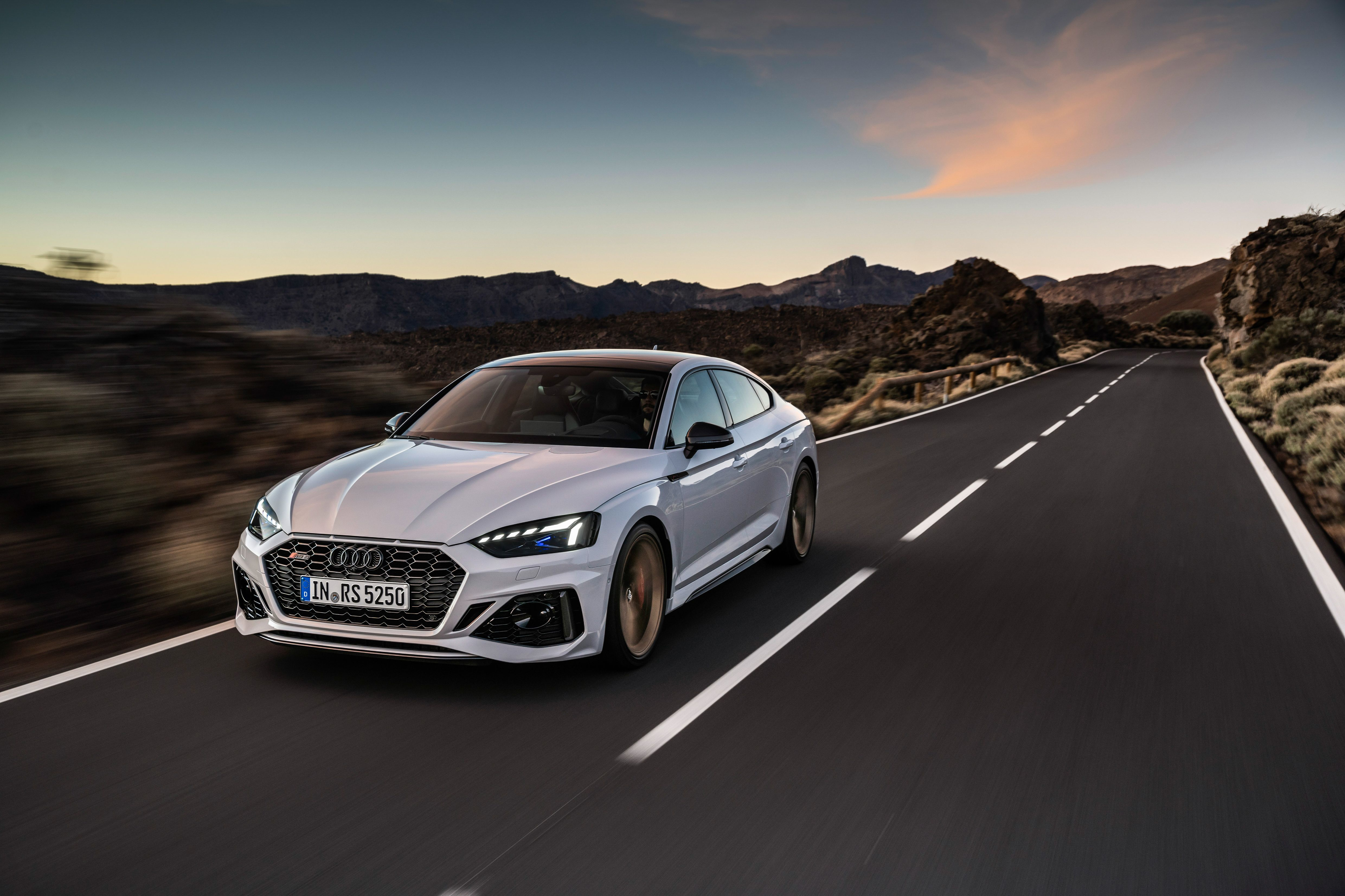 2021 Audi Rs5 Sportback Review Pricing And Specs