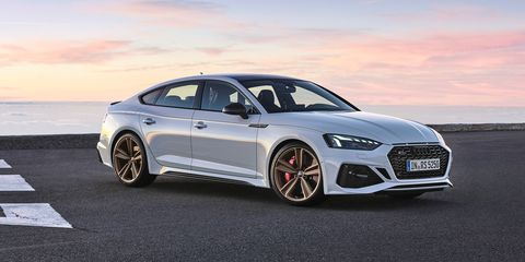 See Photos of 2020 Audi RS5 Coupe and Sportback