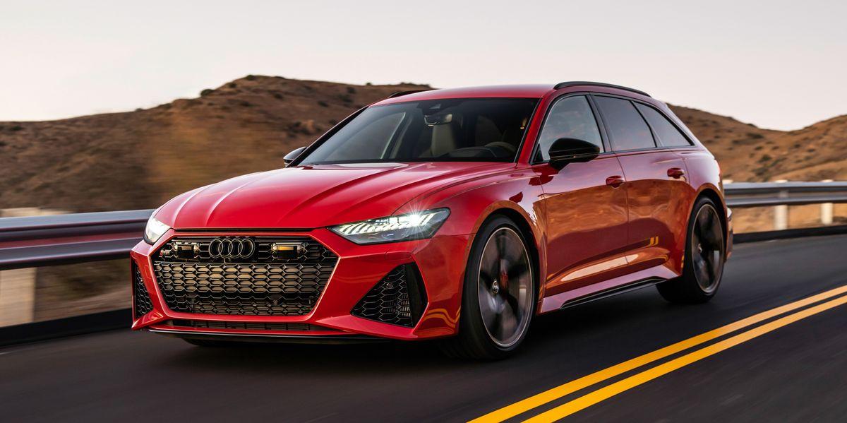 Dodge Durango Lease Deals >> 2020 Audi RS6 Avant Was Worth the Wait