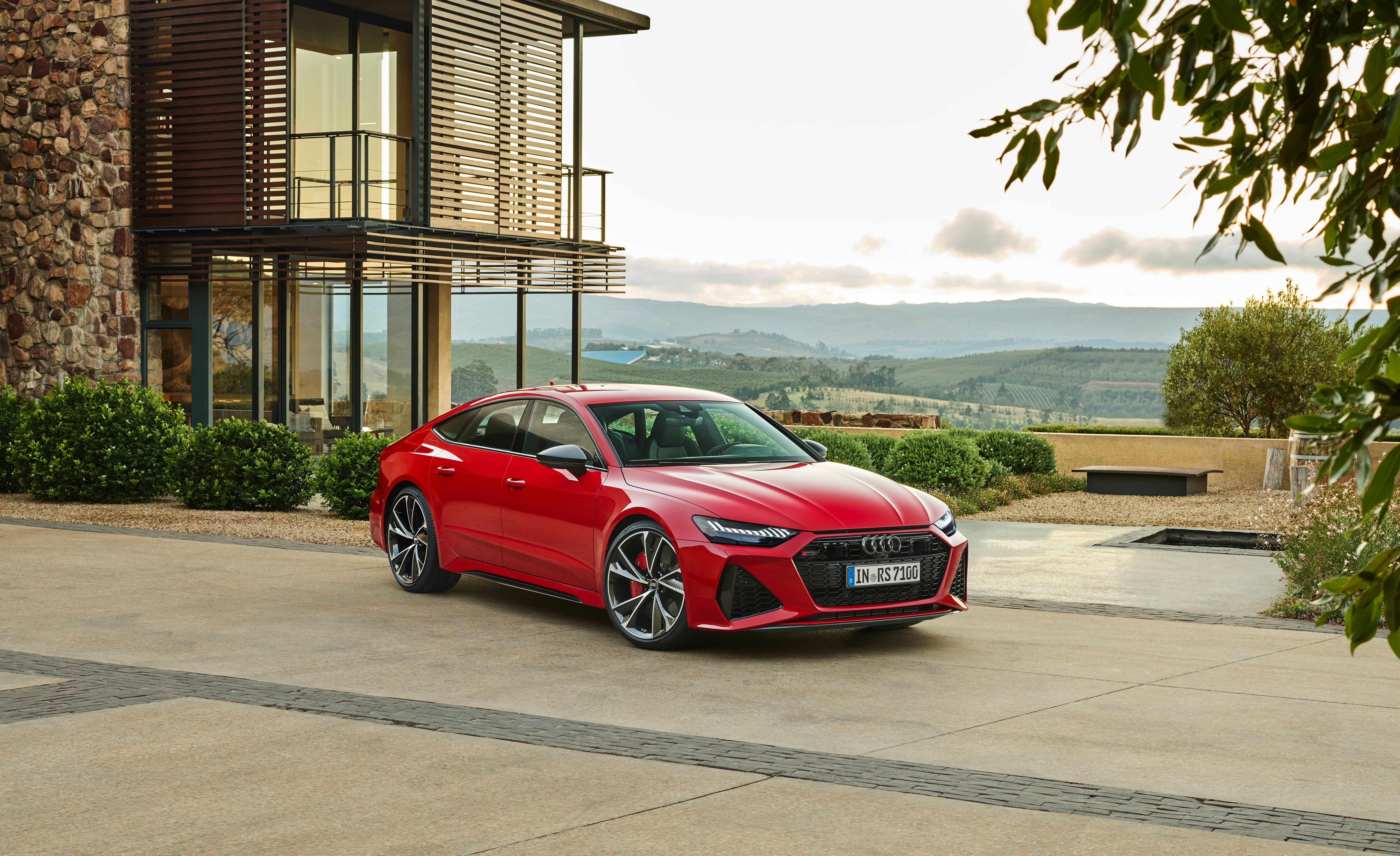 Rs7 2017 Sportback With A Red Colour Samick Guitar Wiring Diagrams Hinoengine Yenpancane Jeanjaures37 Fr
