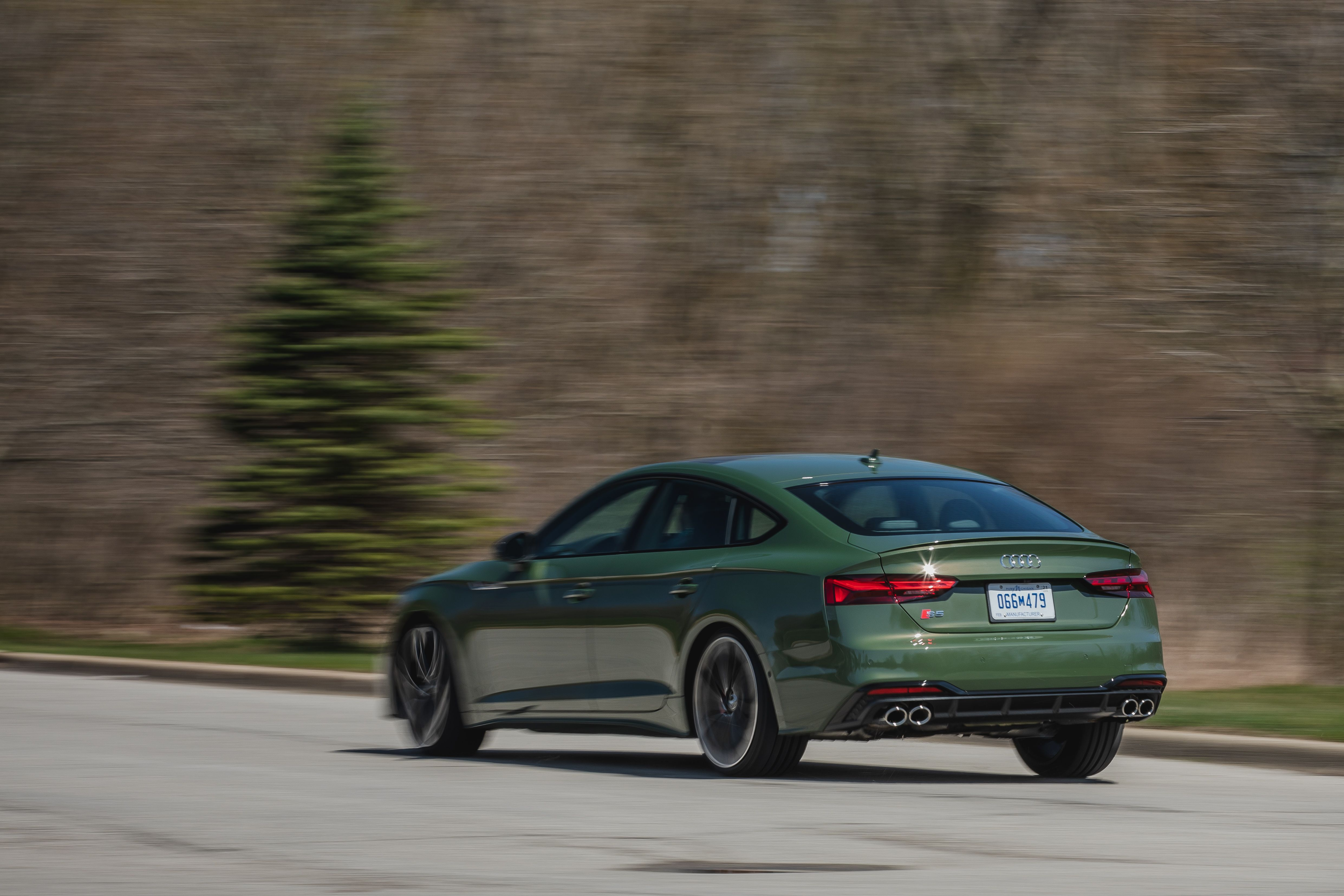 2020 Audi S5 Sportback Strikes The Right Compromise