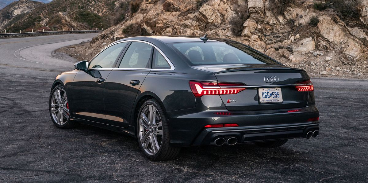 2020 Audi S6 Is Less and More Than the S7