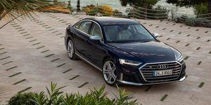 2020 Audi S8 front