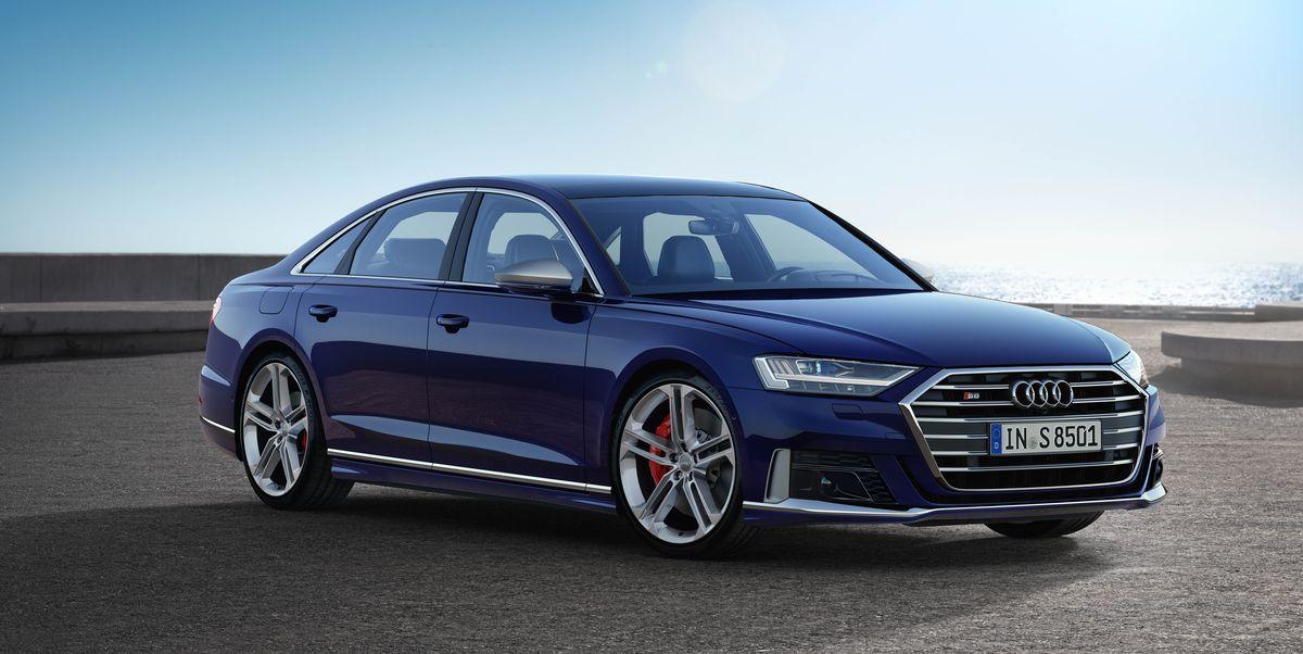 Used Tesla Model S For Sale >> 2020 Audi S8 – V-8–Powered Luxury Sedan