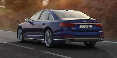 2020 Audi S8 Revealed With Specs Pictures Hp Figures And More