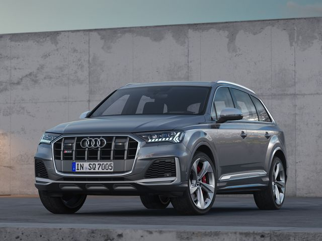 2020 Audi Sq7 What We Know So Far