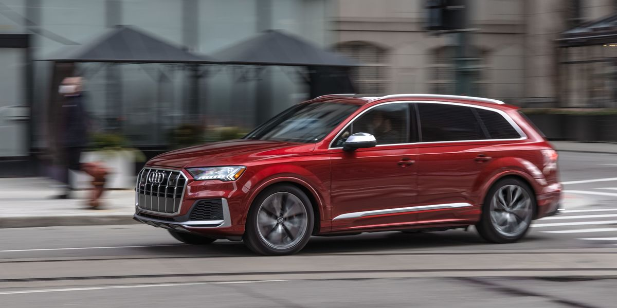 Tested: 2020 Audi SQ7 Wows with Polished Performance