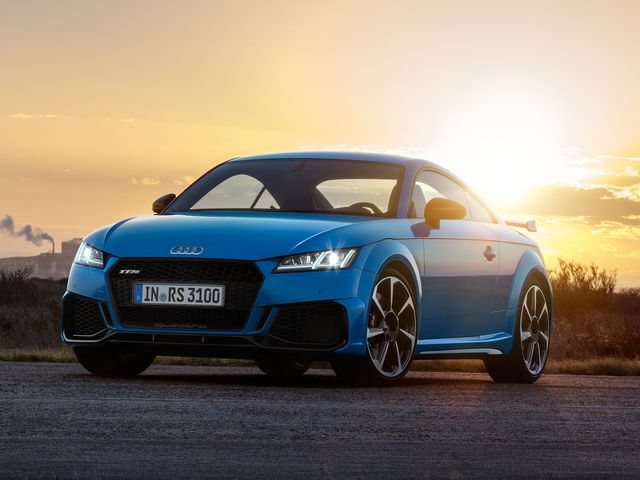 2020 Audi Tt Rs Review Pricing And Specs