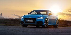 2020 Audi TT RS front