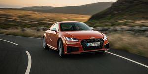 2020 Audi TTS front