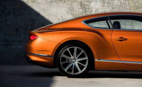2020 bentley continental gt v8 – fewer cylinders, less power