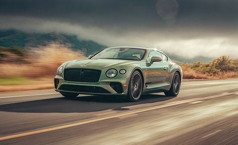 2020 Bentley Continental GT V8 Remains More Athletic Than the W12, If Only Just