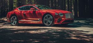 2020 Bentley Continental GT front