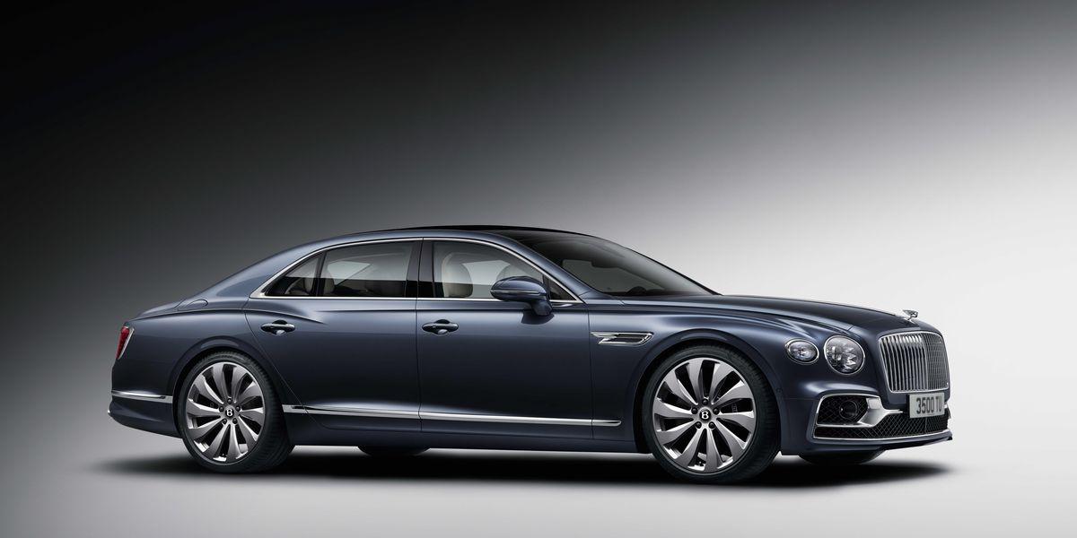 2020 Bentley Flying Spur Luxury Sedan Details Specs