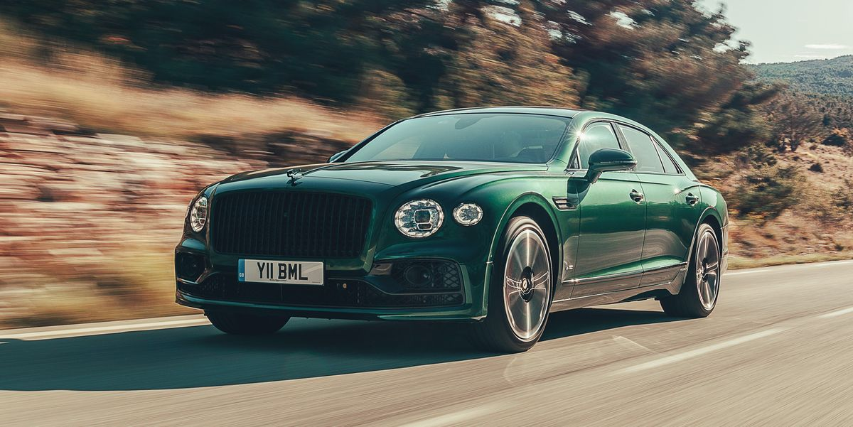 2020 Bentley Flying Spur Is A Master Class In Poshness