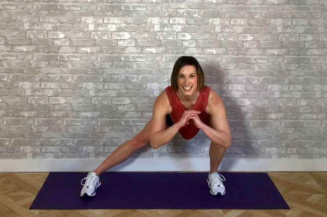 hip strength and mobility workout