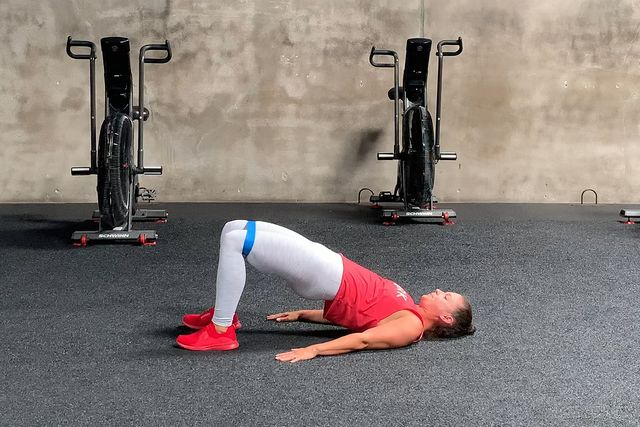 banded exercises