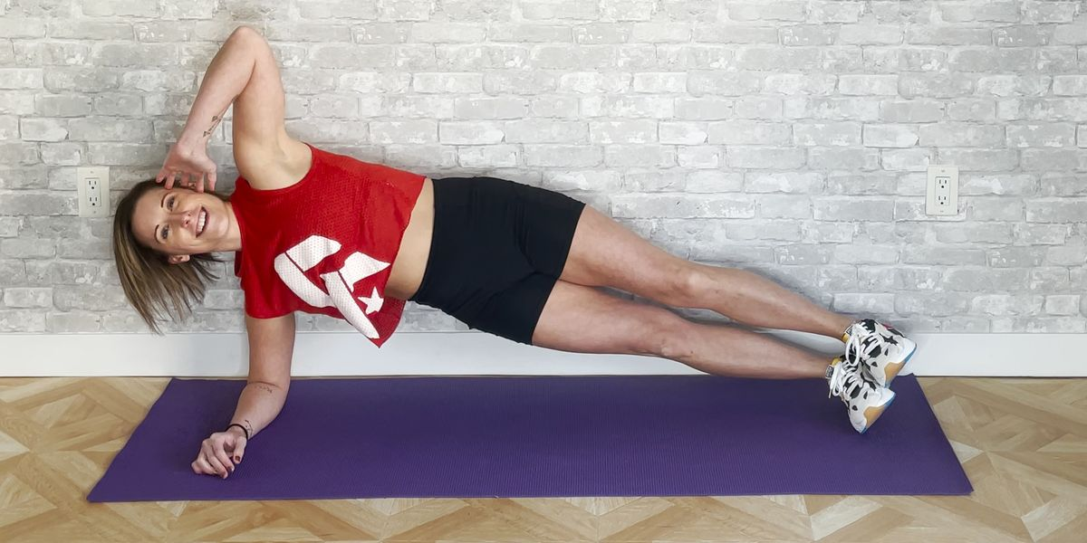 Try This 15-Minute Plank Series to Put Your Core Strength to the Test