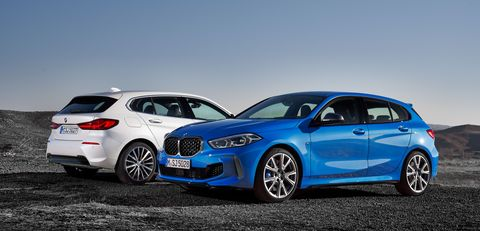 New Bmw 1 Series Hatchback Now Front Wheel Drive