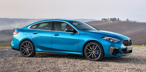 2020 BMW 2-Series Gran Coupe Is BMW's Odd Idea of an Economy Sedan