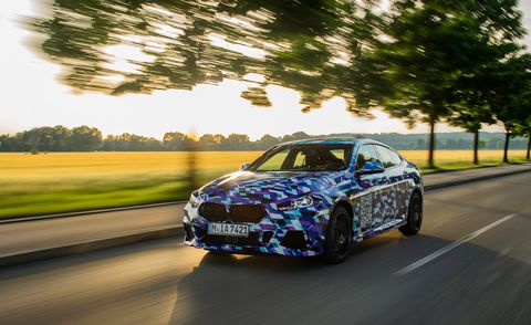 2020 BMW 2-series Gran Coupe Prototype