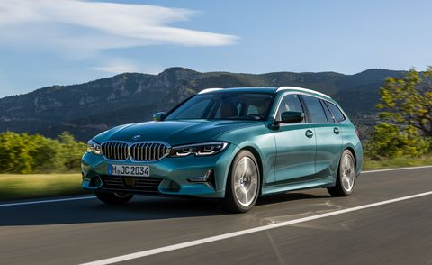 2020 BMW 3-Series Wagon