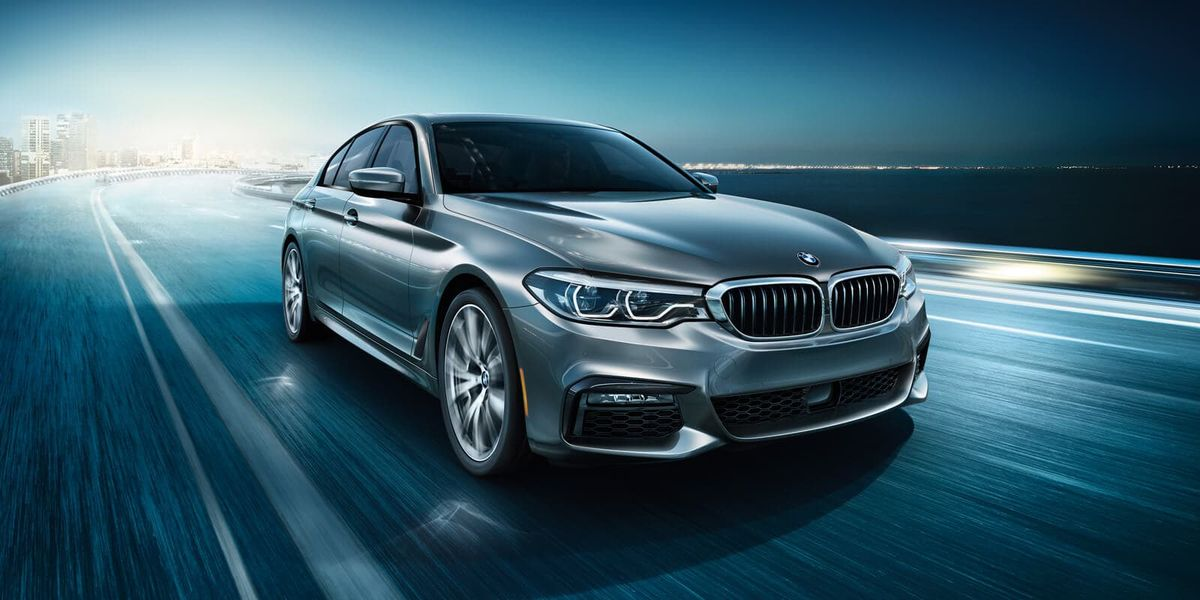 2020 BMW 5-Series Review, Pricing, and Specs