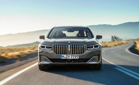 The Truth Behind the BMW 7-Series' Ridiculously Massive Grille