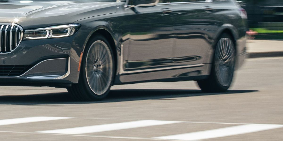 2020 bmw 7-series has serious power behind its gaping grille