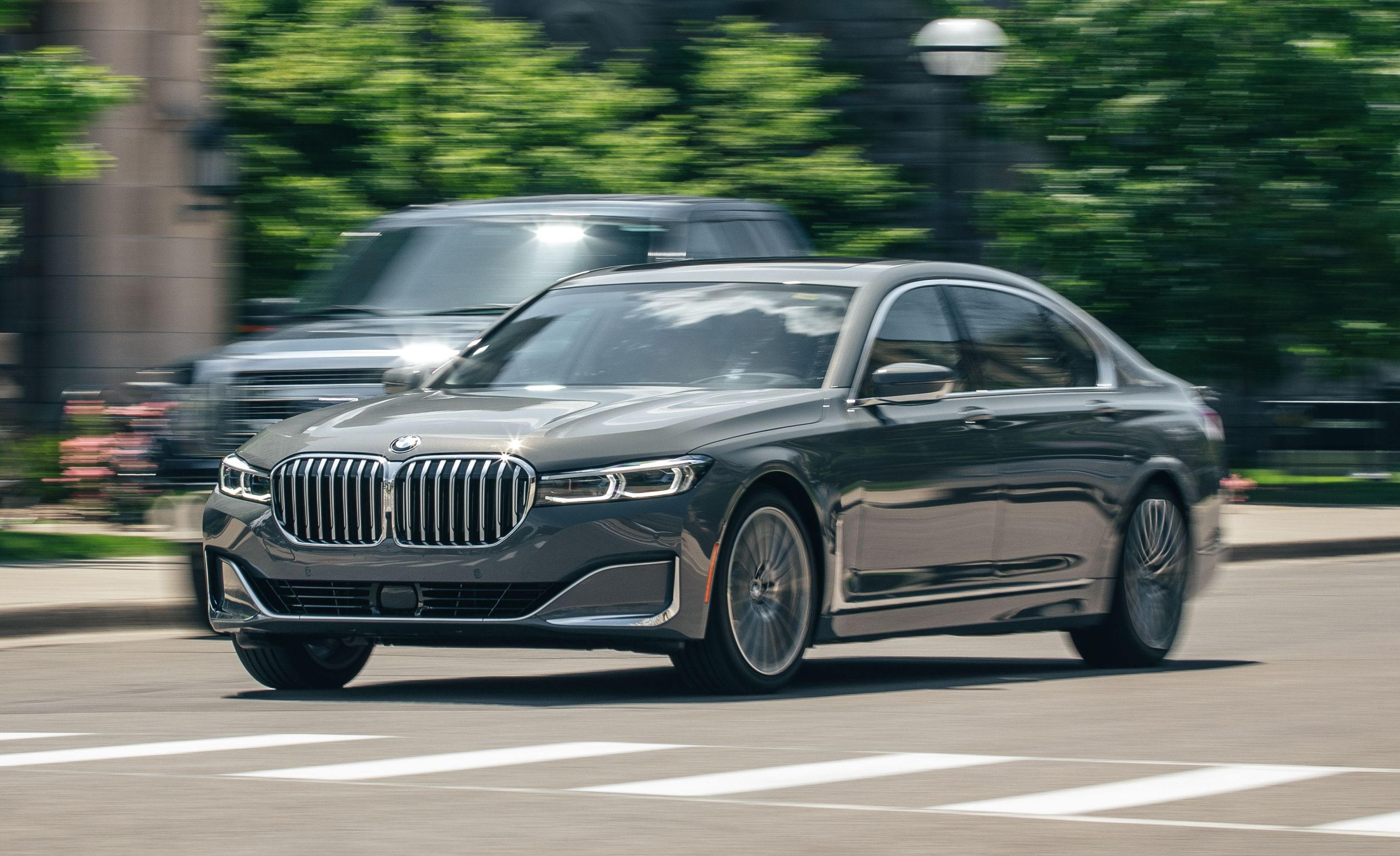 2020 Bmw 7 Series Has Serious Power Behind Its Gaping Grille