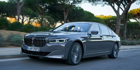 2020 Bmw 7 Series Updated Details And Pricing Announced