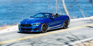 2020 BMW 8-series convertible
