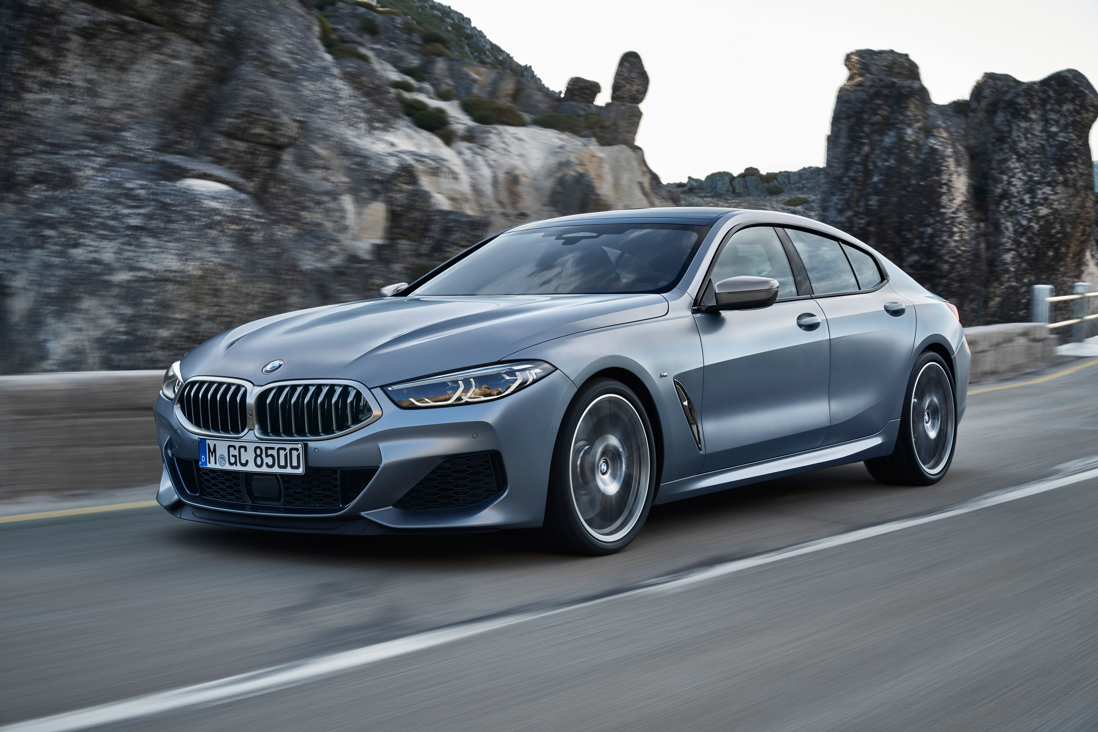 4 Series Gran Coupe >> 2020 Bmw 8 Series Gran Coupe Review Pricing And Specs