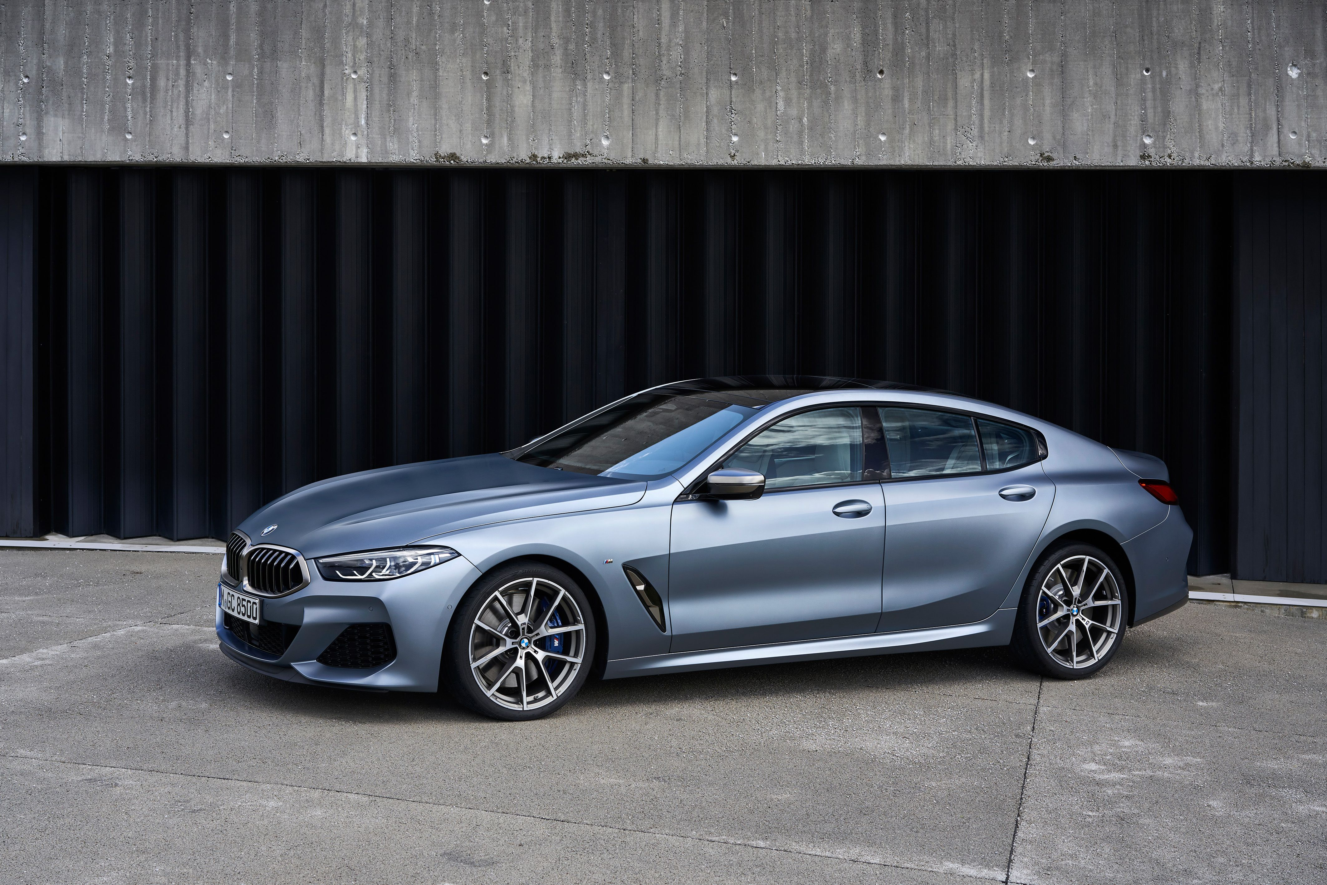 2020 Bmw 8 Series Gran Coupe Is Handsome And Spacious Price On