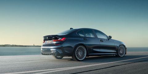 2020 BMW Alpina B3 Sedan