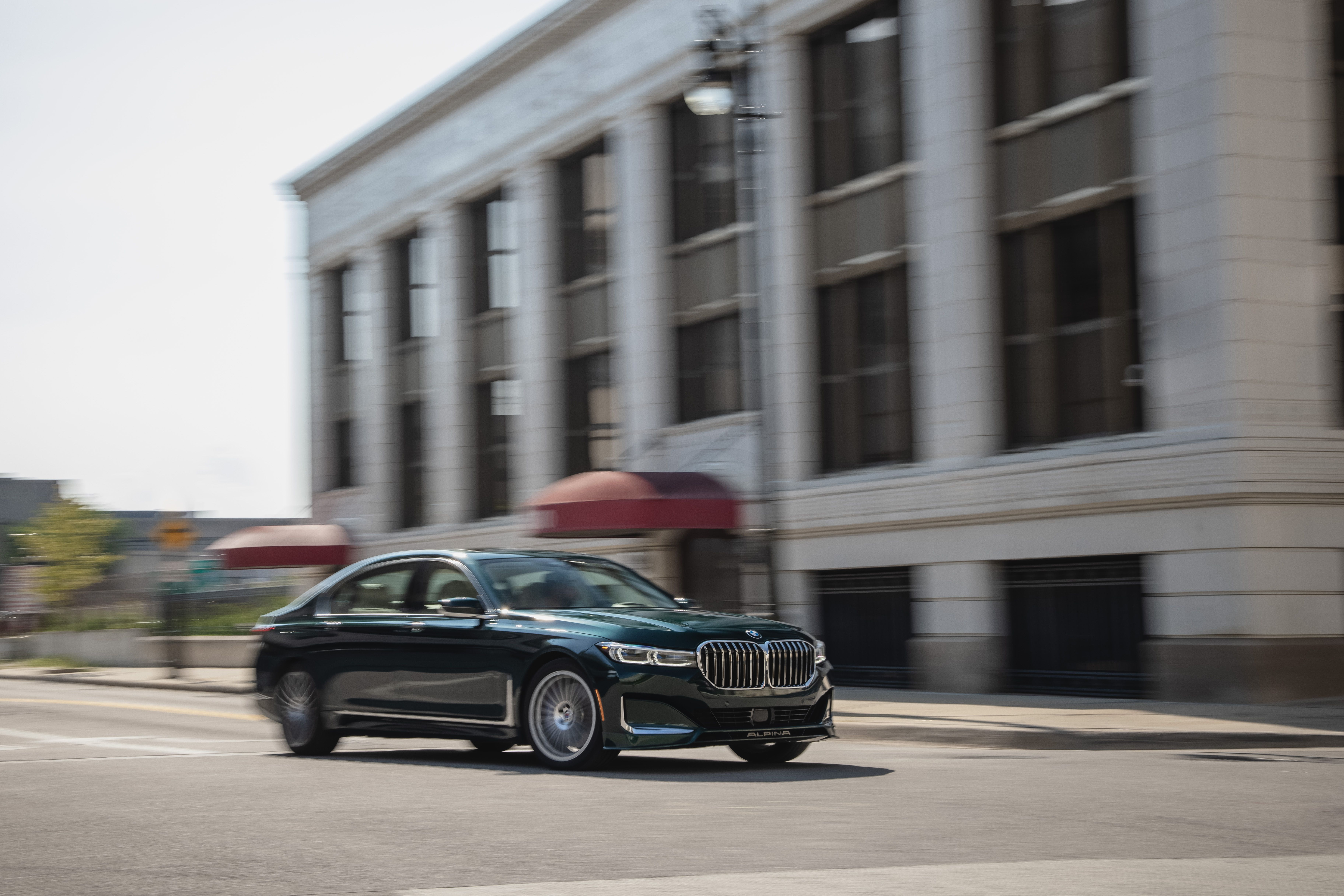 Tested 2020 Bmw Alpina B7 Upends The 7 Series Hierarchy