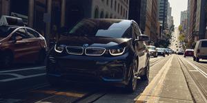 2020 BMW i3 front