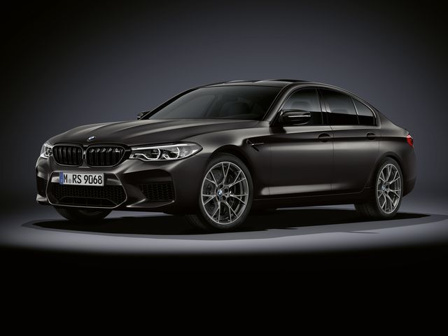 2020 Bmw M5 Review Pricing And Specs Car And Driver
