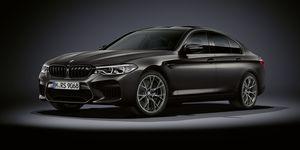2020 BMW M5 front
