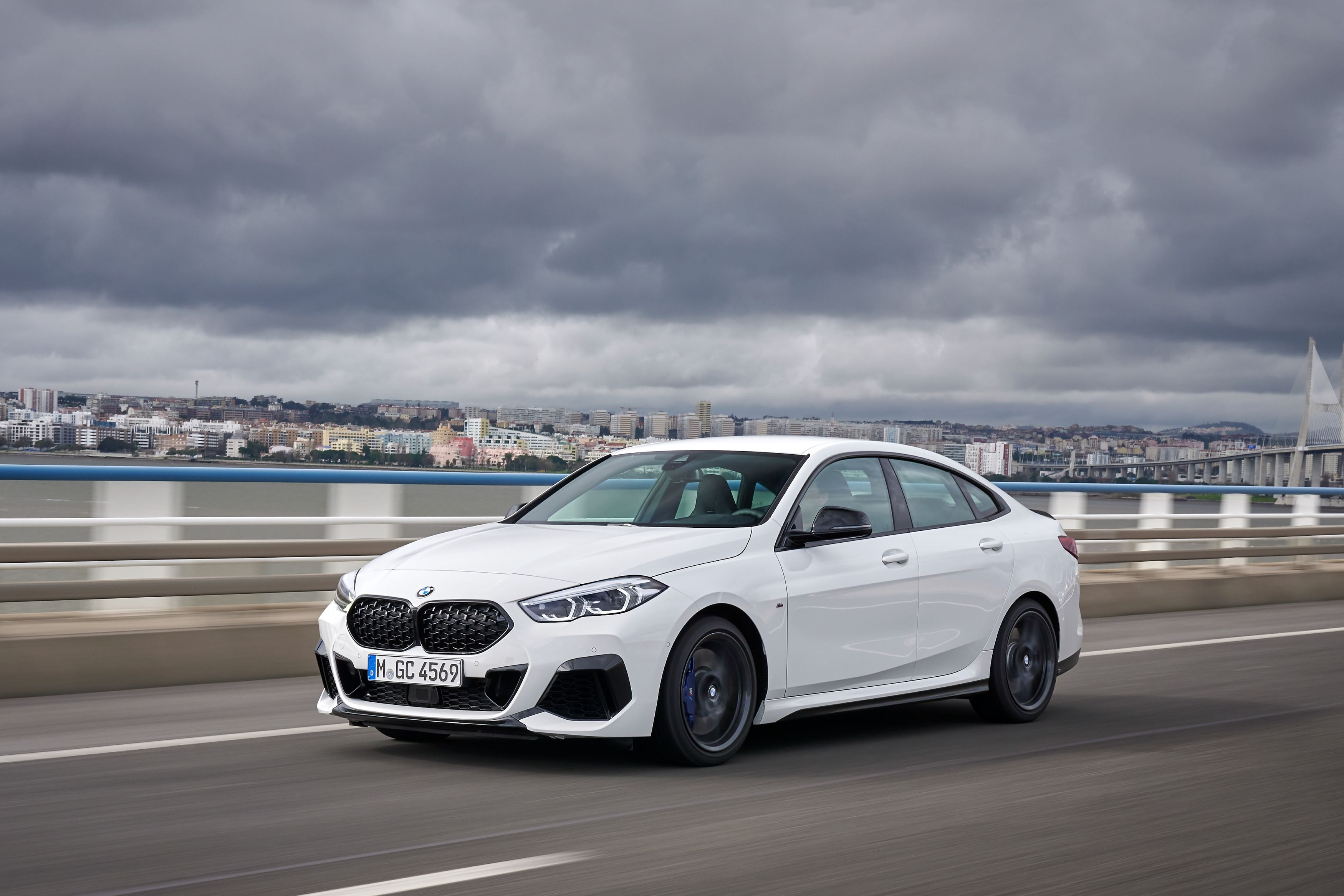 2020 Bmw 2 Series Gran Coupe Chases Mercedes Downmarket