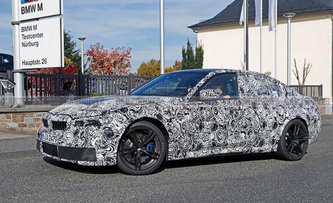2020 BMW M3 to Get Manual Transmission, Rear-Wheel Drive