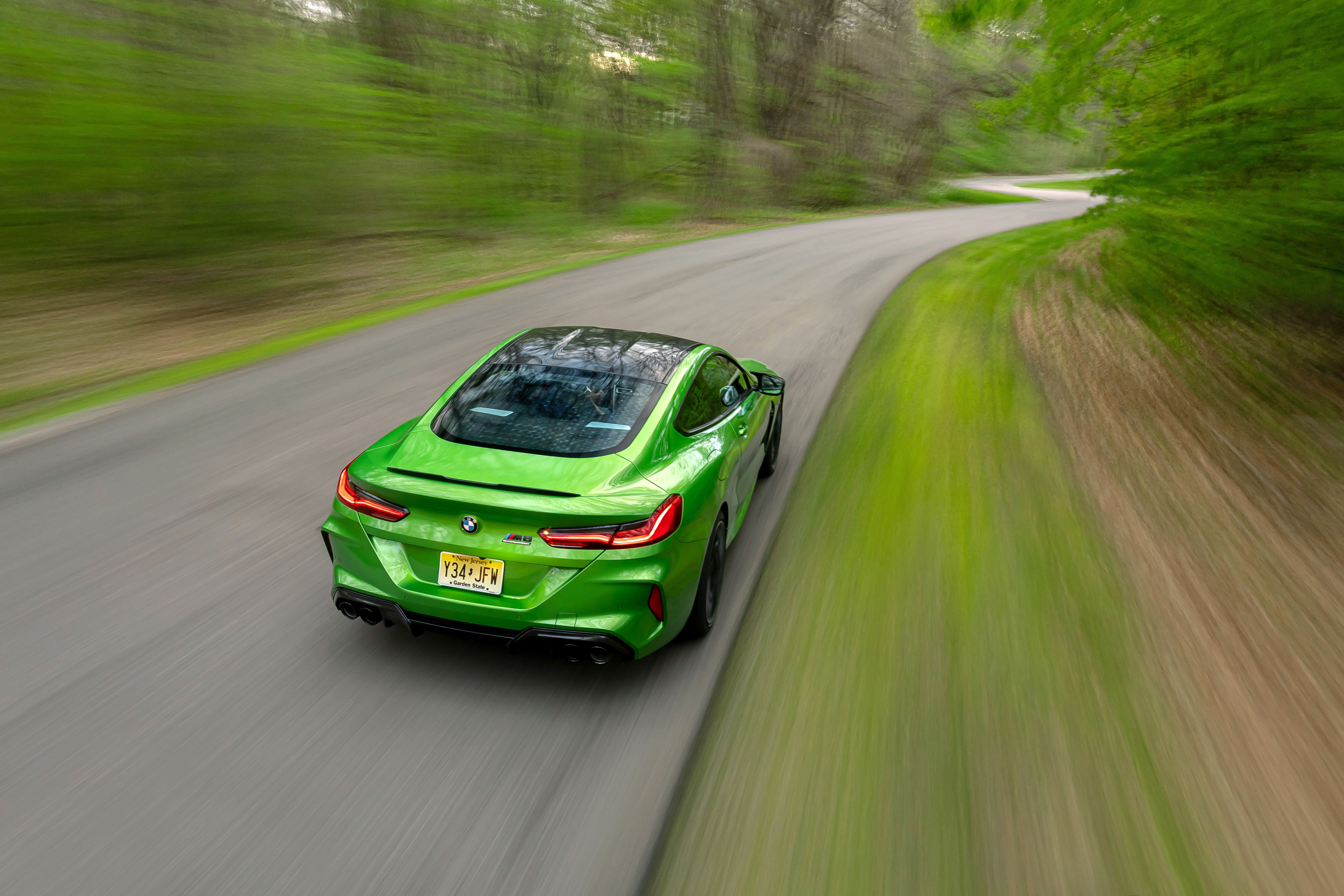 Tested 2020 Bmw M8 Competition Rockets Into Absurdity