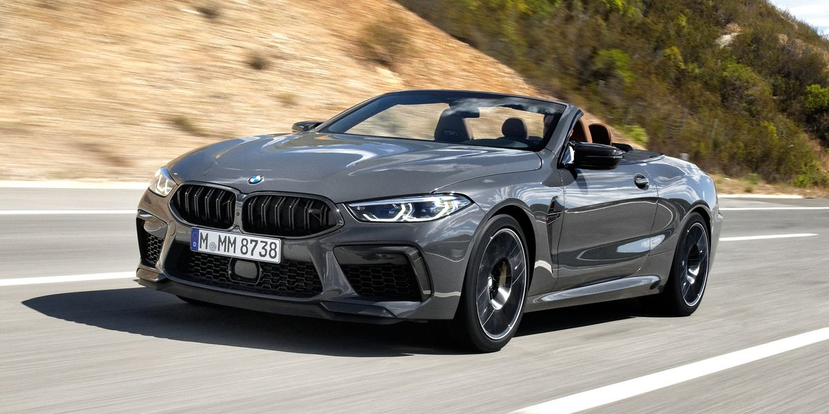 2020 Bmw M8 Coupe And Convertible Drive Well And They Re Fast As Hell