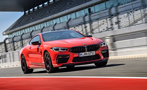 2020 Bmw M8 Coupe And Convertible Drive Well And They Re