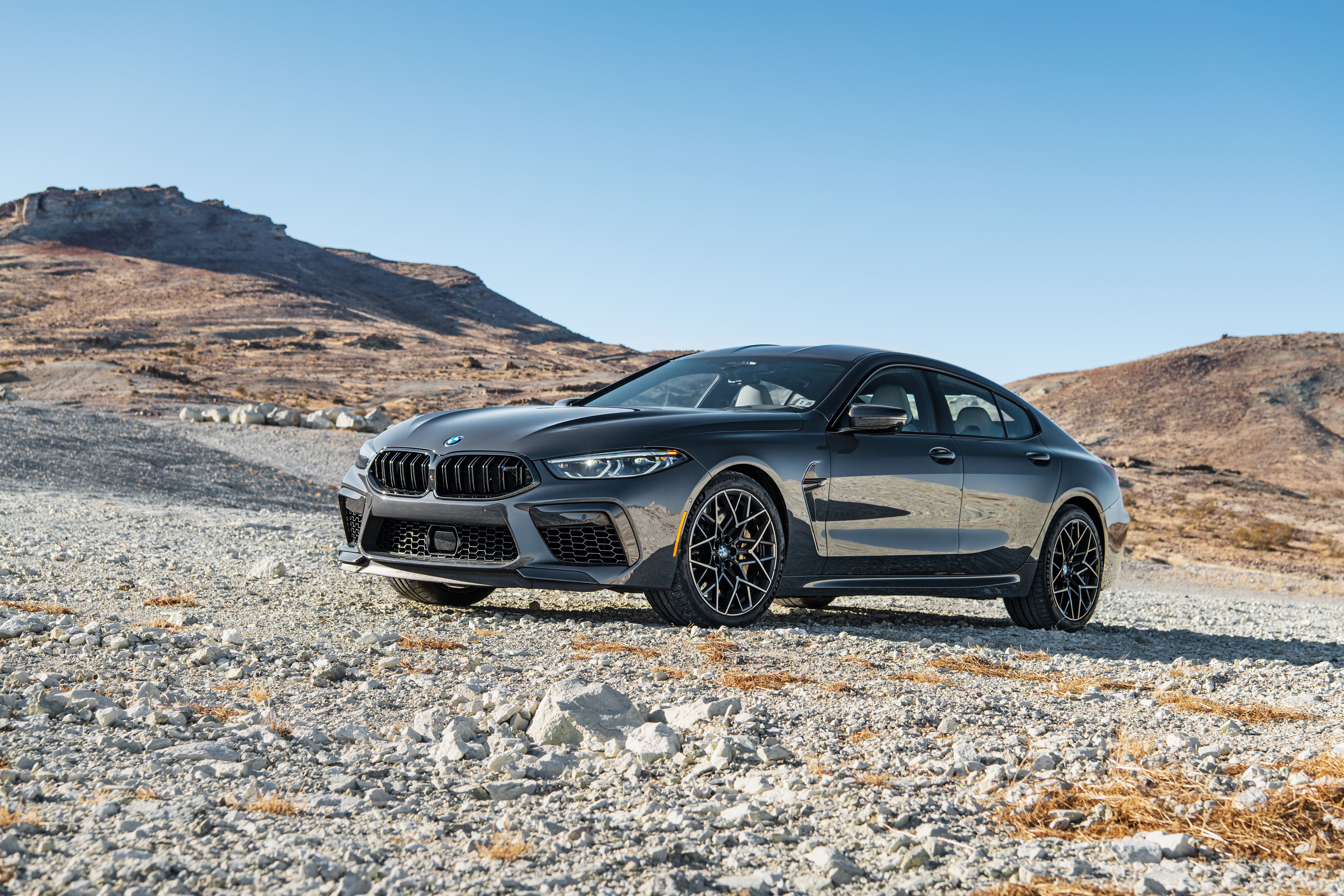 THE BMW M FASCINATION.