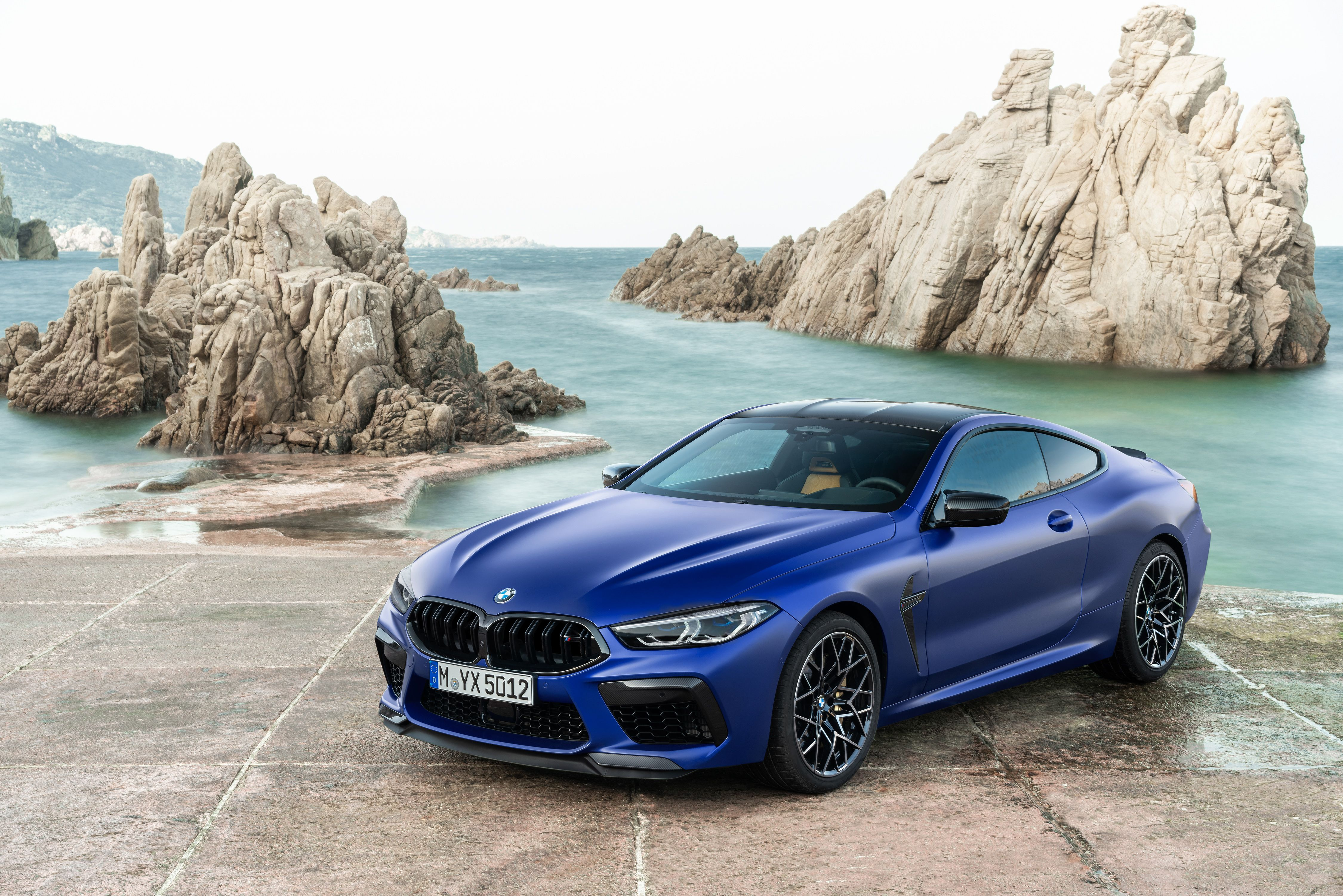 Bmw M8 Coupe And Convertible High Performance Competition Trim