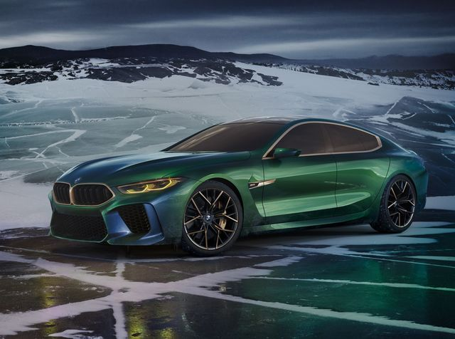 2020 BMW 8 Series Rumors, Specs And Redesign >> 2020 Bmw M8 Gran Coupe