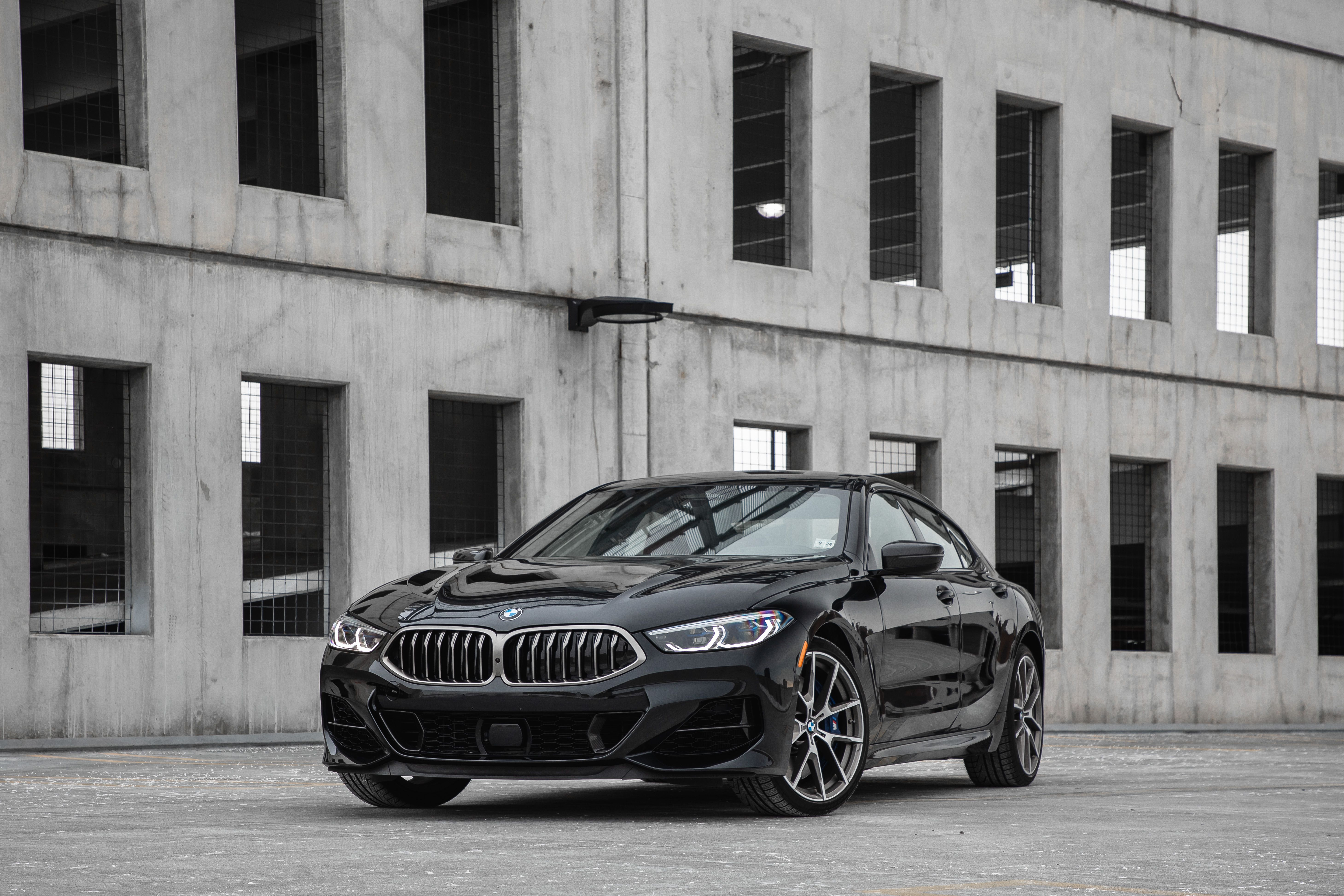 2020 Bmw M850i Gran Coupe Tries To Balance Sportiness And Luxury