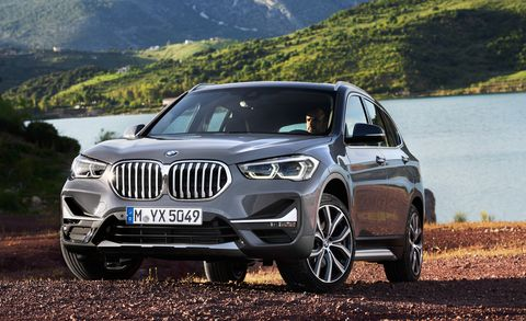 2021 BMW X1 Price, Interior, Redesign, And Specs >> 2020 Bmw X1 Crossover Bigger Grille And Standard Screen Price